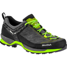 Salewa MTN Trainer Buty Mężczyźni szary/zielony
